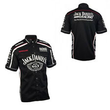 JACK DANIELS RACING NISMO NISSAN MOTORSPORT MENS TEAM SHIRT SIZES S M L XL 2XL