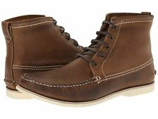 57% Off NEW Mens Genuine JOHN VARVATOS Clipper Clay High Top Boot  Retail $248