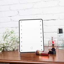 PROLED Touch Screen Make-Up Mirror 16 LEDs Lighted Cosmetic Cosmetic Mirror