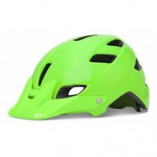 Giro Feature Bicycle Helmet Bright Green New - Small - Closeout