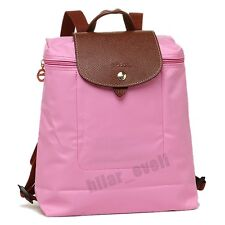 Authentic NWT Longchamp Le Pliage Backpack Color Pink