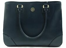 TORY BURCH Robinson East-West Leather Tote Bag