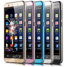 """Touch Unlocked 5"""" Smartphone 3G Android 5.1 Mobile Phone GPS Dual SIM Quad Core"""