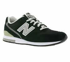 New New Balance 996 Revlite Shoes Men's Sneakers Trainers Black MRL996BL