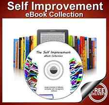 Self Improvement eBook Collection for Kindle & eReaders CD MOBI EPUB eBooks