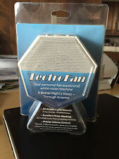 LectroFan - Fan Sound and White Noise Machine.  NIB