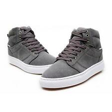 New Fashion Mens Korean high-top Casual Shoes Lace up Sneakers Shoes Retro Size