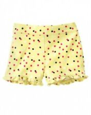 NWT GYMBOREE GIRL CAPE COD CUTIE RUFFLE POLK A DOT SHORTS-3-6 mo 6-12mos 12-18mo