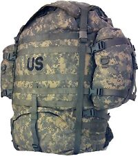 molle ii rucksack large SE backpack ACU Digital Field US Army military good  *