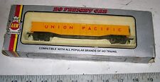 Vintage HO UNION PACIFIC UP Gondola Car used for Shipping  CARGO w/ Original Box