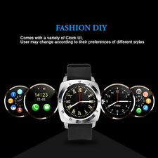 NEW Unlock Bluetooth Sports Watch MP3 Quad band single SIM Card mobile phone