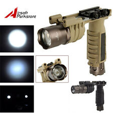 Tatical Night Evolution M900V Vertical Foregrip Light Torch Black or Dark Earth