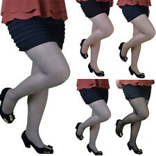 Plus Size Women Lady Sexy New Stockings Hosiery Footed Tights Pantyhose