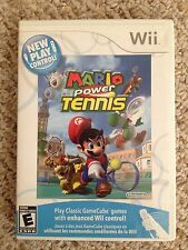 Mario Power Tennis (WII ) Wii Sports Game ***GREAT CONDITION****FREE SHIPPING***