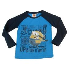 Turn It Up Minions Long Sleeved T-Shirt