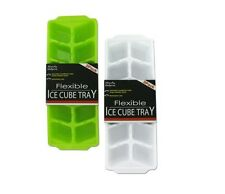 Ice Cube Tray Set Perfect For Tea Lemonade Hard Drinks and More Plastic