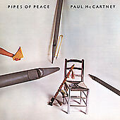 Paul McCartney - Pipes of Peace (1983 Japanese CD version)