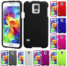 NEW PROTEX RUBBERIZED HARD SHELL CASE PROTECTOR COVER FOR SAMSUNG GALAXY S5 S 5