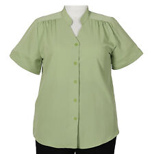 A Personal Touch Blouse Plus 4X-5X-6X Women's Shirt