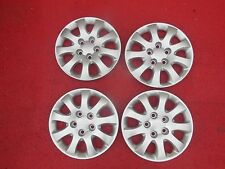 "Kia Sedona Hubcaps Wheel Covers 2004 2005 15"" Factory Set of 4 #66013 #1"