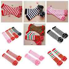 new Children Baby Girls Socks Baby Leg Warmers Sock Kneepad Tight Stocking Socks
