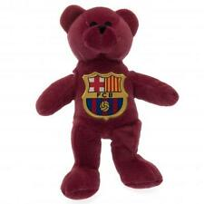 Fc Barcelona Mini Bear Soft Bear Red Childrens Baby Toy Soccer Supporter New