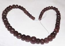 350 cts 100% Natural Untreated Madgascar Ruby Faceted Loose Beads #vfrb1##