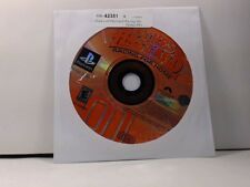 DUKES OF HAZZARD RACING FOR HOME --- PLAYSTATION PS1