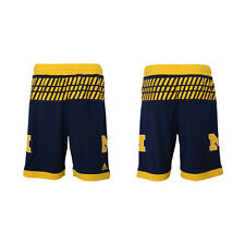 Michigan Wolverines Youth 2016 March Madness Replica Short - Navy