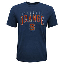 Syracuse Orange Youth Wheelhouse Short Sleeve T-Shirt - Navy