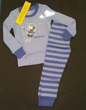 NWT GYMBOREE Gymmies Pajamas Astronaut Dog Blasting off to Bed Size 3 4 5