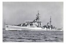 rp14896 - Royal Navy Warship - HMS Diadem , built 1944  - photo 6x4