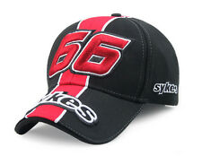 66 motorcycle riders racing cap hat moto.gp British Tom Sykes outdoor sport
