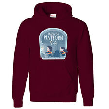 Inspired Wizard Quidditch Funny Adult and Kids Hooded Top All sizes