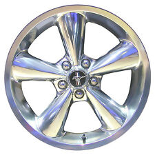 OEM Remanufactured 18x8.5 Aluminum Alloy Wheel, Rim Chrome Plated - 3648