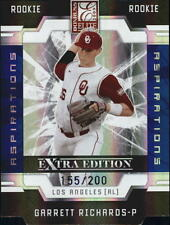 2009 Donruss Elite Extra Edition Aspirations #83 Garrett Richards /200