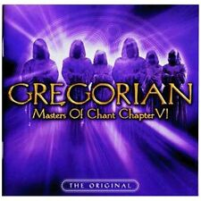 GREGORIAN-MASTERS OF CHANT CHAPTER VI (GER)  CD NEW