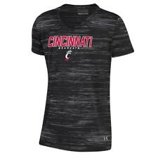 Girls Cincinnati Bearcats Under Armour Shimmer V Tee