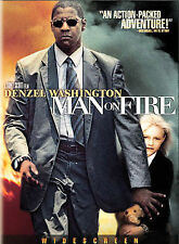 Man on Fire/Courage Under Fire [2 Discs] (2004, DVD New) CLR/Side-BY-Side