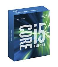 Intel Core i5 6600K Quad Core LGA 1151 3.5 GHz Unlocked CPU Processor