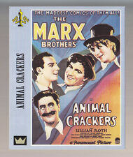 ANIMAL CRACKERS The Marx Brothers Film (1930) SUPER CINEMA POSTER PHOTO CARD