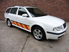 expolice dog van skoda octavia estate 4wd 2 large cages 04reg ex police, £2495