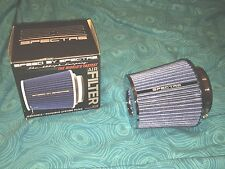 """NEW Spectre #8136 Cold Air Intake AIR FILTER adjust 3"""" 3.5"""" 4"""" tube ~6.719"""" tall"""