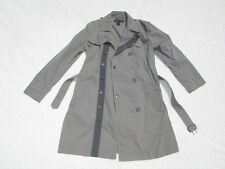 AUTHENTIC Marc by Marc Jacobs RUNWAY Logo Dress TRENCH Coat Jacket SOLD OUT