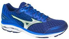 Mizuno Wave Rider 19 Mens Crossrunning Shoes (D) (J1GC160307 Twilight Blue)