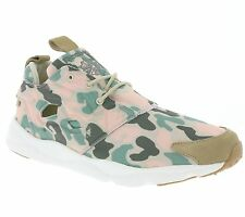 NEW Reebok Furylite Camo Shoes Men's Sneakers Trainers Rosa Men's trainers WOW