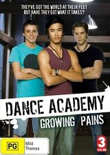 Dance Academy - Growing Pains, DVD