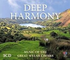Various, Deep Harmony: Music Of The Great Welsh Choirs, CD