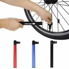 Bike Bicycle Cycling Mini Tire Ball Air Pump Inflator Presta & Schrader JG1002