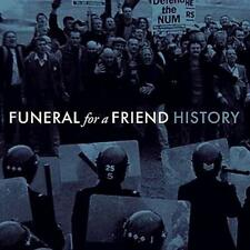 """Funeral For A Friend CD single (CD5 / 5"""") History UK ATUK017CD"""